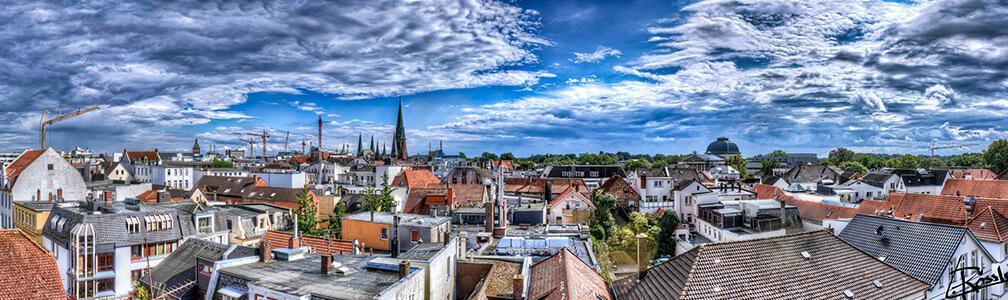 Ausblick auf Oldenburg
