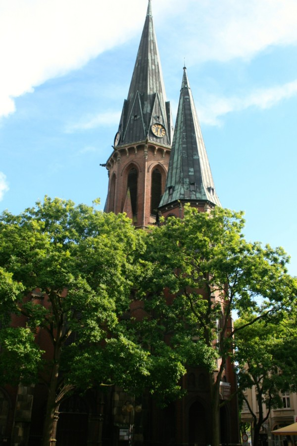 Kirchturm Oldenburg