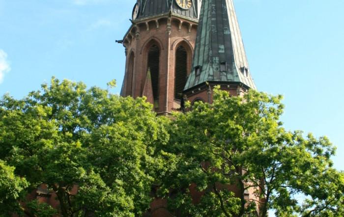 Kirchturm Oldenburg