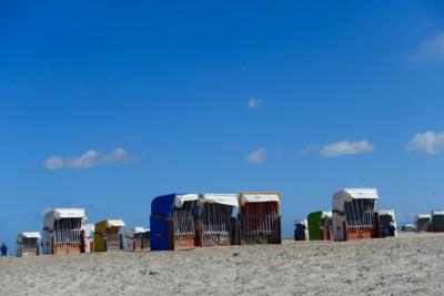 Am Strand von Norddeich